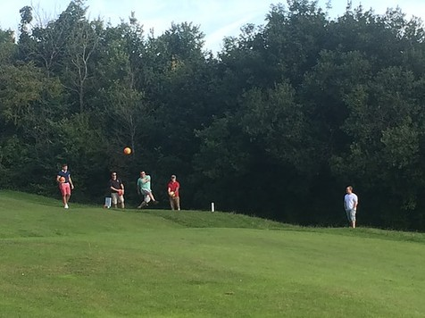 Horsenden Hill Footgolf 1
